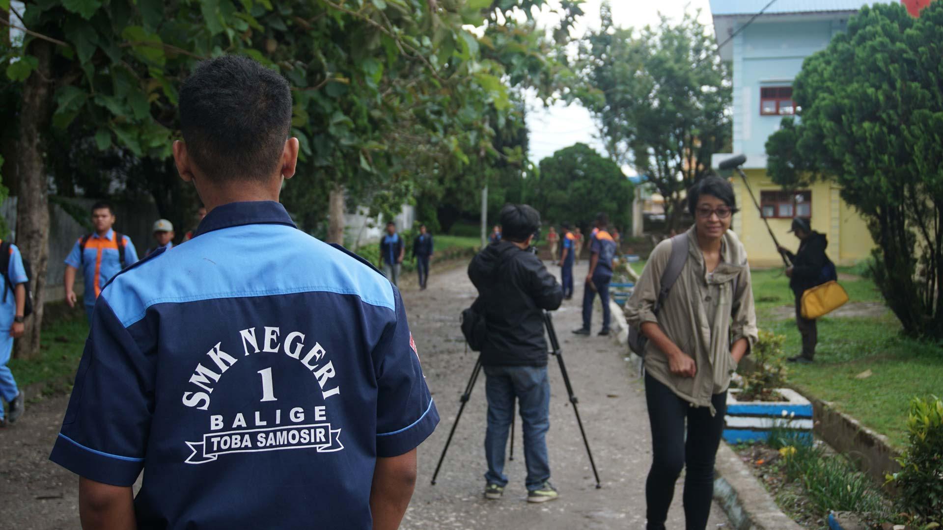 Behind The Scene | Ahu Parmalim